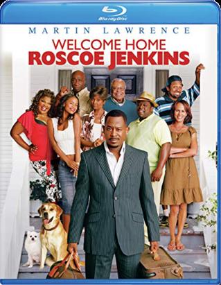 welcome home roscoe jenkins blu-ray