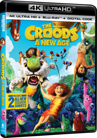 The Croods: A New Age 4K