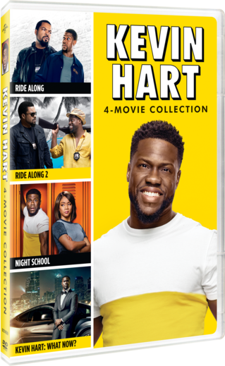 Kevin Hart 4-Movie Collection
