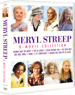 Meryl Streep 8 Movie Collection