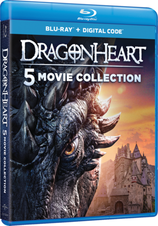 DragonHeart 5 movie collection