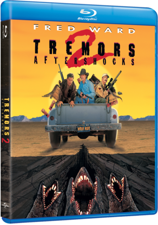 Tremors 2 After Shocks Blu-ray