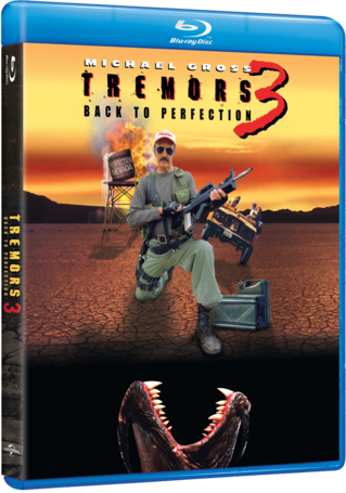 Tremors 3: Back to Perfection Blu-ray