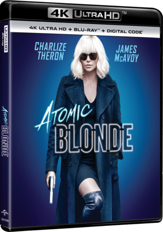 Atomic Blonde 4K UHD