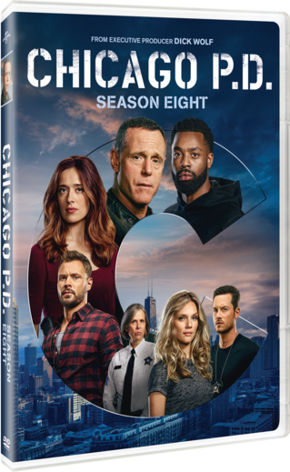 Chicago P.D.: Season Eight DVD