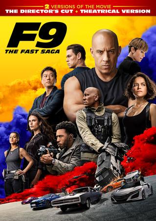 F9: The Fast Saga Digital HD (Alternative Version)