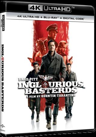 Inglourious Basterds 4K UHD