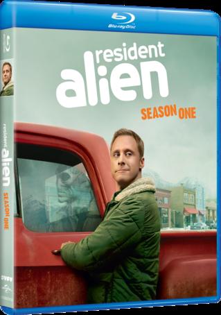 Resident Alien: Season One Blu-ray