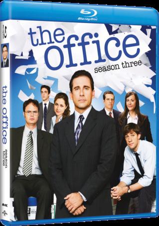 The Office: Season Three Blu-ray