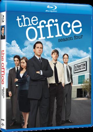 The Office: Season Four Blu-ray