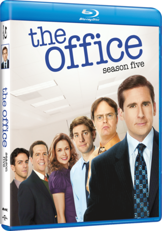 The Office: Season Five Blu-ray