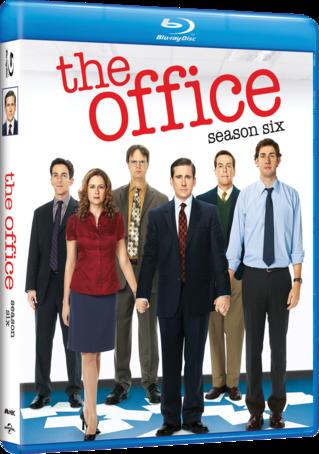 The Office: Season Six Blu-ray