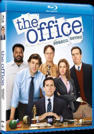 The Office: Season Seven Blu-ray