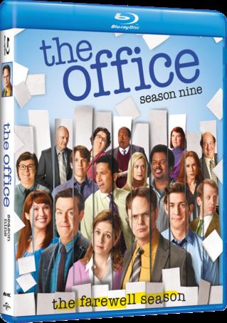 The Office: Season Nine Blu-ray