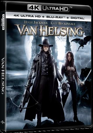 Van Helsing 4K UHD