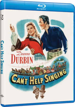 Can't Help Singing Blu-ray