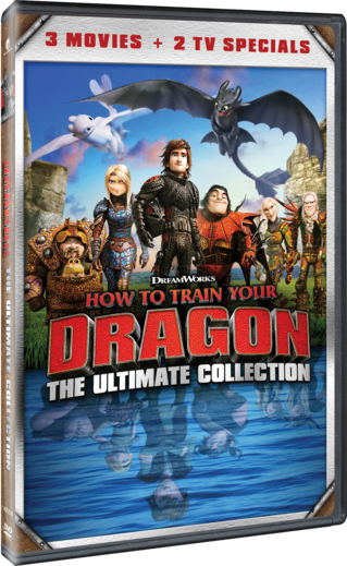 How To Train Your Dragon: The Ultimate Collection DVD