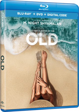 Old Blu-ray