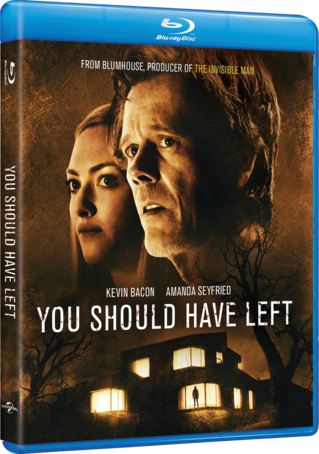 You Should Have Left Blu-ray