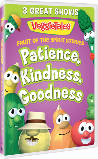 VeggieTales: Fruit of the Spirit Stories Vol. 2 DVD