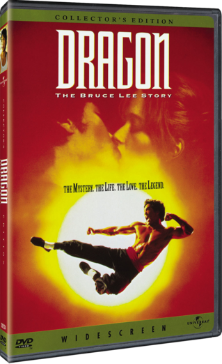 Dragon: The Bruce Lee Story - Collector's Edition DVD