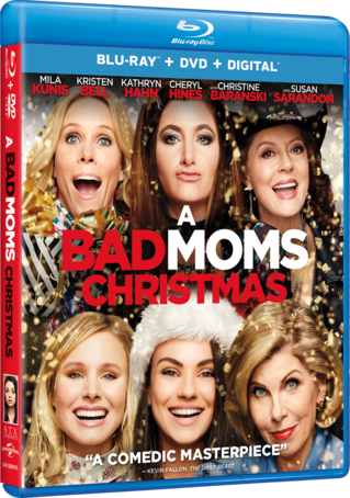 A Bad Moms Christmas