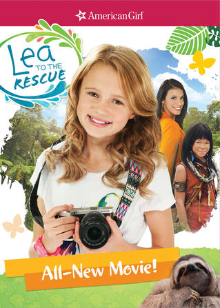 American Girl: Lea to the Rescue