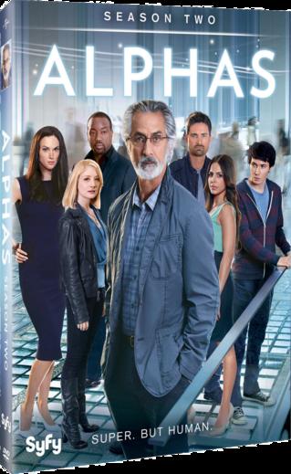 Alphas: Season One