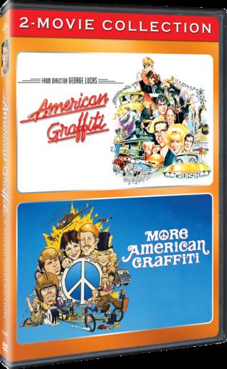 American Graffiti / More American Graffiti 2-Movie Collection
