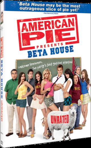American Pie Presents: Beta House