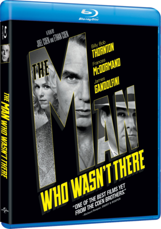 The Man Who Wasn't There