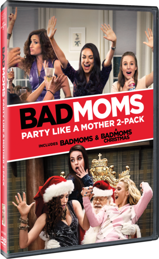Bad Moms: Party Like a Mother 2-Pack