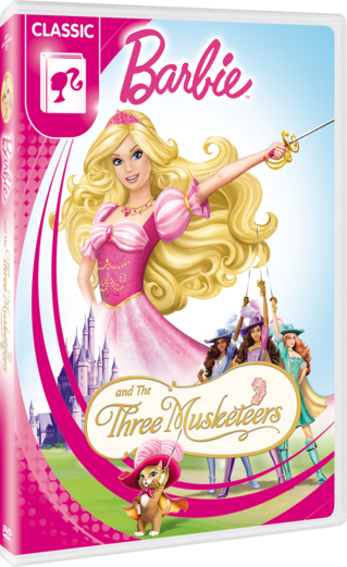 Barbie And The Three Musketeers Own Watch Barbie And The Three Musketeers Universal Pictures