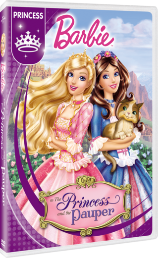 Barbie as The Princess and the Pauper