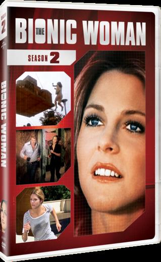 Bionic Woman: Season 2