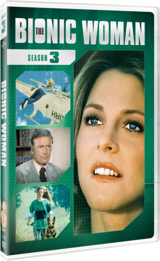 The Bionic Woman: Season 3