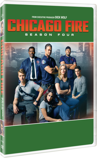 Chicago Fire: Season Four