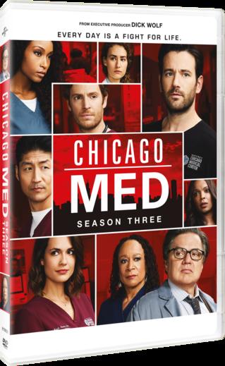 Chicago Med: Season Three