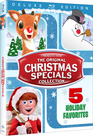 The Original Christmas Specials Collection