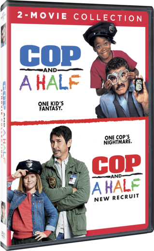 Cop and a Half: 2-Movie Collection