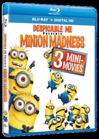Despicable Me Presents: Minion Madness