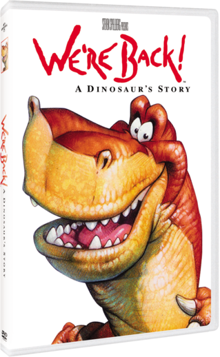 We're Back! A Dinosaur's Story