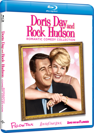 Doris Day and Rock Hudson Romantic Comedy Collection