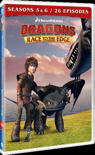 Dragons: Race to the Edge - Seasons 5 & 6