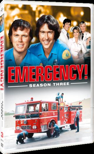 Emergency! Season Three