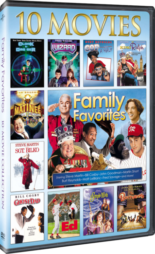 Family Favorites: 10-Movie Collection
