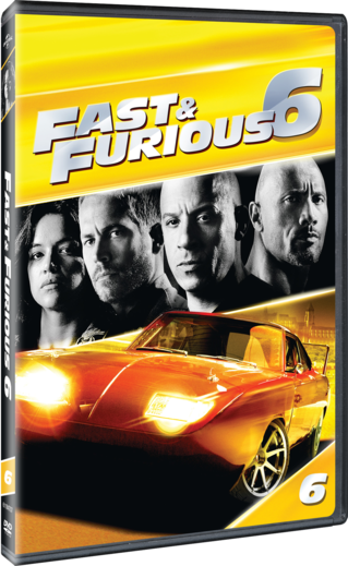 Fast & Furious 6   Own & Watch Fast & Furious 6   Universal Pictures