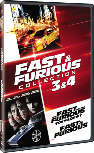 Fast & Furious Collection: 3 & 4