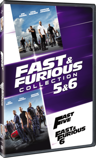 Fast & Furious Collection: 5 & 6