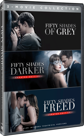 Fifty Shades: 3-Movie Collection